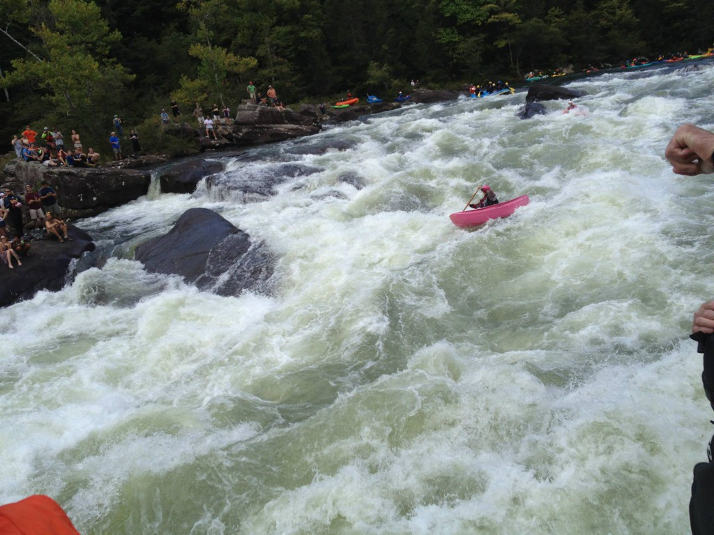 Octane 85 Gauley River