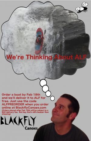 Order by Feb 18th for free delivery to ALF