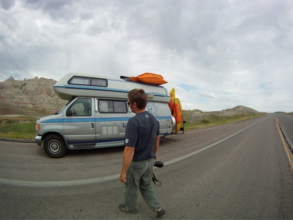 From the Shop: On the Road again.